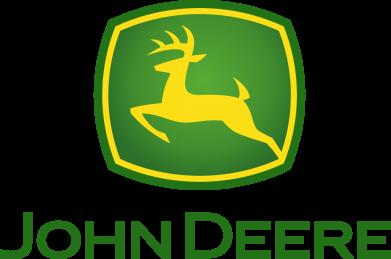 Принт Кепка John Deere logo, Фото № 1 - PrintSalon