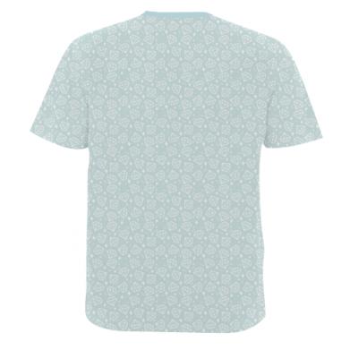 Принт Чоловіча футболка 3D Вrilliant, Фото № 1 - PrintSalon