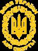 Герб України з візерунком