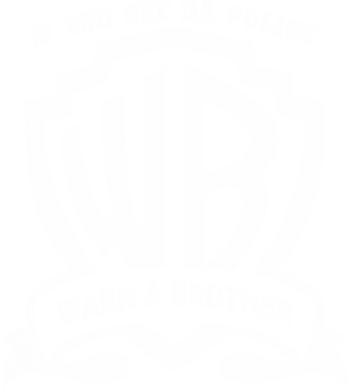 Принт Женская футболка Warn A brother, Фото № 1 - PrintSalon