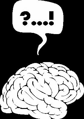Принт Женское поло Мозг, Фото № 1 - PrintSalon
