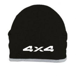 Шапка 4x4 - PrintSalon