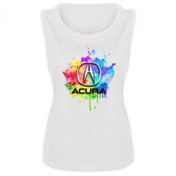 Женская майка Acura Art