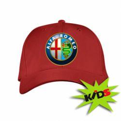 Детская кепка ALFA ROMEO