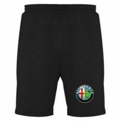 Мужские шорты ALFA ROMEO