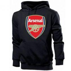 Мужская толстовка Arsenal - PrintSalon