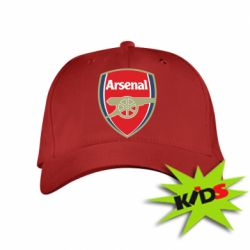 Детская кепка Arsenal - PrintSalon