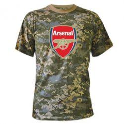 Камуфляжная футболка Arsenal - PrintSalon