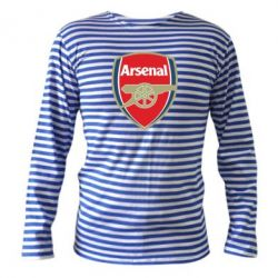Тельняшка с длинным рукавом Arsenal - PrintSalon