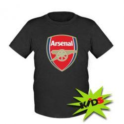 Детская футболка Arsenal - PrintSalon