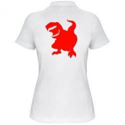 Женская футболка поло Atilla han - PrintSalon