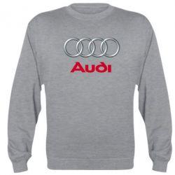 Реглан Audi 3D Logo
