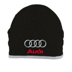 Шапка Audi 3D Logo