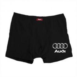 Мужские трусы Audi Big