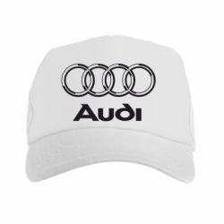 Кепка-тракер Audi Big