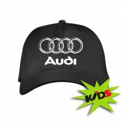 Детская кепка Audi Big