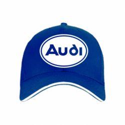 кепка Audi лого