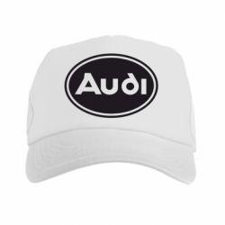 Кепка-тракер Audi лого