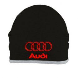 Шапка Audi Small