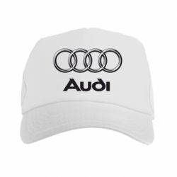 Кепка-тракер Audi Small