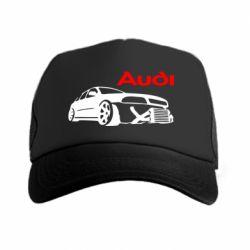 Кепка-тракер Audi Turbo