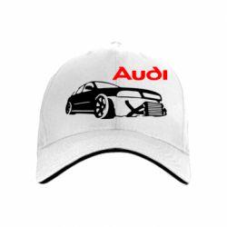 кепка Audi Turbo