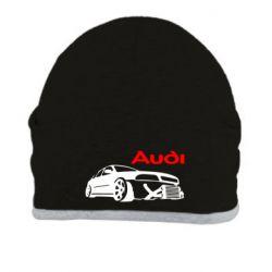 Шапка Audi Turbo