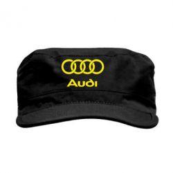 Кепка милитари Audi - PrintSalon