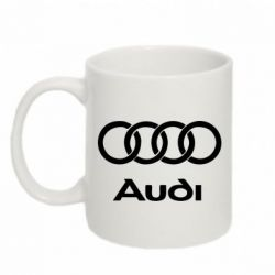 Кружка 320ml Audi - PrintSalon