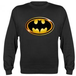 Реглан Batman logo Gold - PrintSalon