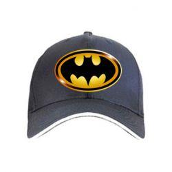 кепка Batman logo Gold - PrintSalon