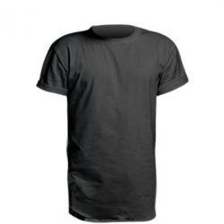 Подовжені футболки