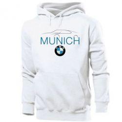 Мужская толстовка BMW Munich