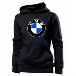 Женская толстовка BMW - PrintSalon