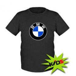 Детская футболка BMW - PrintSalon