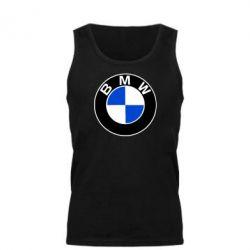 Мужская майка BMW - PrintSalon