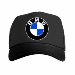 Кепка-тракер BMW - PrintSalon