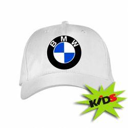 Детская кепка BMW - PrintSalon