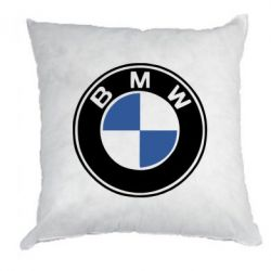 Подушка BMW - PrintSalon