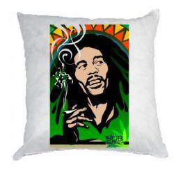 Подушка Боб Марли