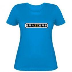 Женская футболка Brazzers - PrintSalon