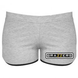 Женские шорты Brazzers - PrintSalon