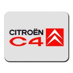 Коврик для мыши Citroen C4 Small