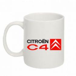 Кружка 320ml Citroen C4 Small
