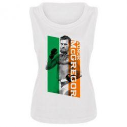 Женская майка Conor UFC - PrintSalon