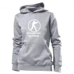 Толстовка жіноча Counter Strike 807000f2f0371