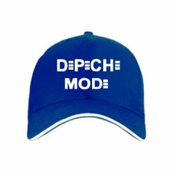 кепка Depeche Mode Logo
