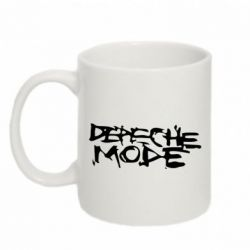 Кружка 320ml Depeche mode