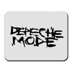 Коврик для мыши Depeche mode - PrintSalon
