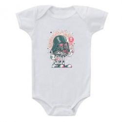 Детский бодик Bad Vader